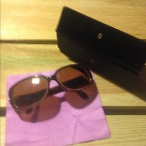 Marc by Marc Jacobs Sunglasses, Brown